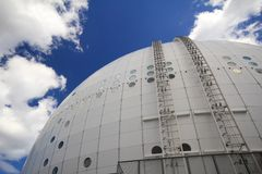The Ericsson Globe Stock Image