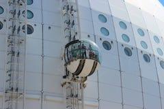 Ericsson Globe Fotografia Stock