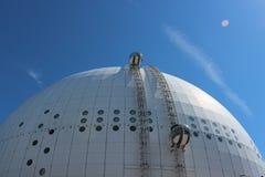 Ericsson Globe Stockbild
