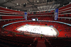 Ericsson globe arena Royalty Free Stock Photography