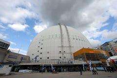 Ericsson globe arena Stock Photos