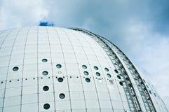 Ericsson Globe in Stockholm Stock Images