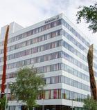 Ericsson högkvarter i Kista Royaltyfri Fotografi
