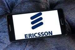 Ericsson logo Stock Images