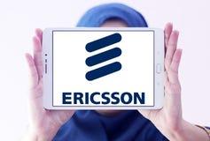 Ericsson logo Stock Image