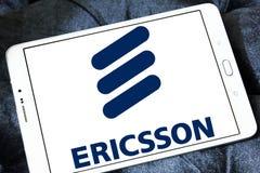 Ericsson logo Royalty Free Stock Photo