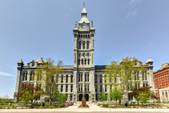 Erie County Hall - Buffalo, New York Royalty Free Stock Photos