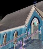 Erie kościół Obrazy Royalty Free