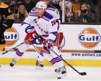 Erik Christensen, New York Rangers Imagem de Stock