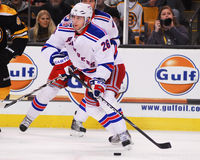 Erik Christensen, New York Rangers Stock Image