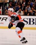 Erik Gustafsson, Philadelphia Flyers Imágenes de archivo libres de regalías