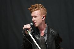 Erik Hassle Royalty Free Stock Image