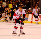 Erik Karlsson Ottawa Senators. Ottawa Senators defenceman Erik Karlsson #65 Royalty Free Stock Photos
