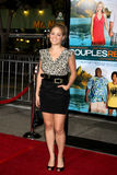 Erika Christensen Royalty Free Stock Image