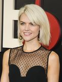 Erin Richards. Welsh actress Erin Richards arrives for the New York premiere of HBO`s multi-part drama, `The Deuce,` The dramatic series follows the story of the Royalty Free Stock Photo