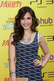 Erin Sanders. LOS ANGELES - OCT 22: Erin Sanders arriving at the 2011 Variety Power of Youth Evemt at the Paramount Studios on October 22, 2011 in Los Angeles royalty free stock images