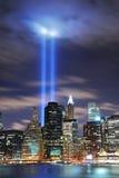 Erinnern Sie sich an 11. September. Stockbild