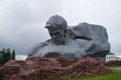 Erinnerungs-Brest-Festung Stockfotos