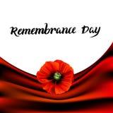 Erinnerungs-Tagesgrußkarte lizenzfreie abbildung