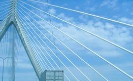 Erinnerungsbrücke Stockfoto