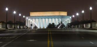 Erinnerungsbrücke im Washington DC Stockbild
