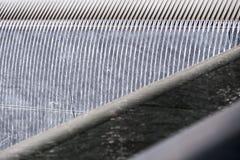 Am 9/11 Erinnerungsbrunnen lizenzfreie stockfotografie