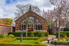 Erinnerungshaus des russischen Zars Peter in Zaandam die Niederlande Lizenzfreie Stockfotografie