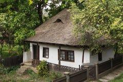 Erinnerungshaus Mos Ion Roata Lizenzfreie Stockfotografie