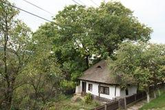 Erinnerungshaus Mos Ion Roata Lizenzfreies Stockbild