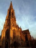 Erinnerungskirche Lizenzfreies Stockbild