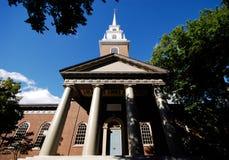 Erinnerungskirche, Harvard Stockbild