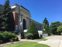 Erinnerungsverband an der Staat Oregons-Universität Lizenzfreies Stockfoto