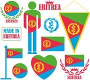 eritrea иллюстрация вектора