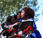 Eritrean Dancer Royalty Free Stock Image