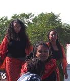 Eritrean Dancers Stock Photos