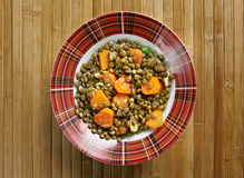 Eritrean Lentil Stew Royalty Free Stock Image