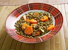 Eritrean Lentil Stew Royalty Free Stock Images