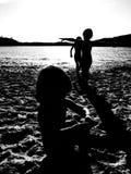 Erizos de mar Foto de archivo libre de regalías