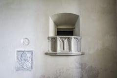 Erker-venster Royalty-vrije Stock Fotografie