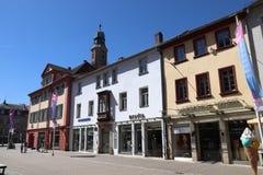 Erlangen, Allemagne Photo libre de droits