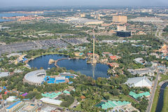 Erlebnispark-Seewelt, Orlando, Florida, USA Lizenzfreie Stockbilder