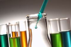 erlenmeyer flask lab research science στοκ εικόνες