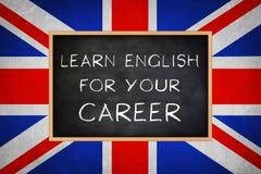 Erlernen Sie Englisch vektor abbildung