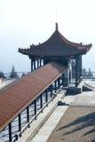 Erlong Mountain Pavilion Royalty Free Stock Photography