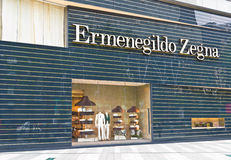 Ermenegildo zegna Royalty Free Stock Photography