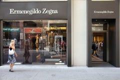 Ermenegildo Zegna Stock Images