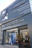 Ermenegildo Zegna Store Royalty Free Stock Image