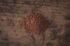 Ermes italian red rice Stock Photos