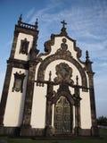 Ermida de Mãe de Deus, Ponta Delgada, Azores Imágenes de archivo libres de regalías
