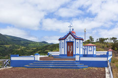 Ermida de Monte Santo, Sao Miguel, Azores Stock Image